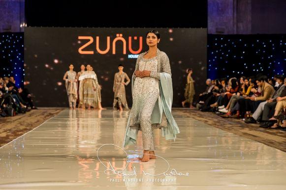 Zunn Catwalk At Pakistan Fashion Week London (5)
