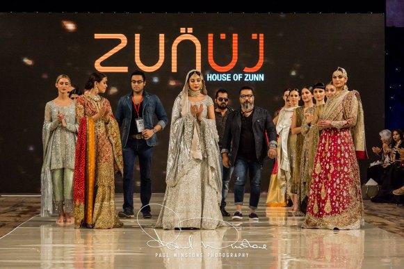 Zunn Catwalk At Pakistan Fashion Week London (6)