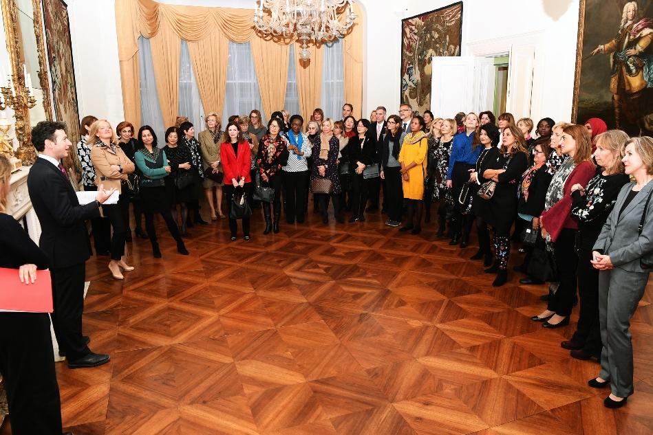 Michele Miglionico Ambassadors And Journalists