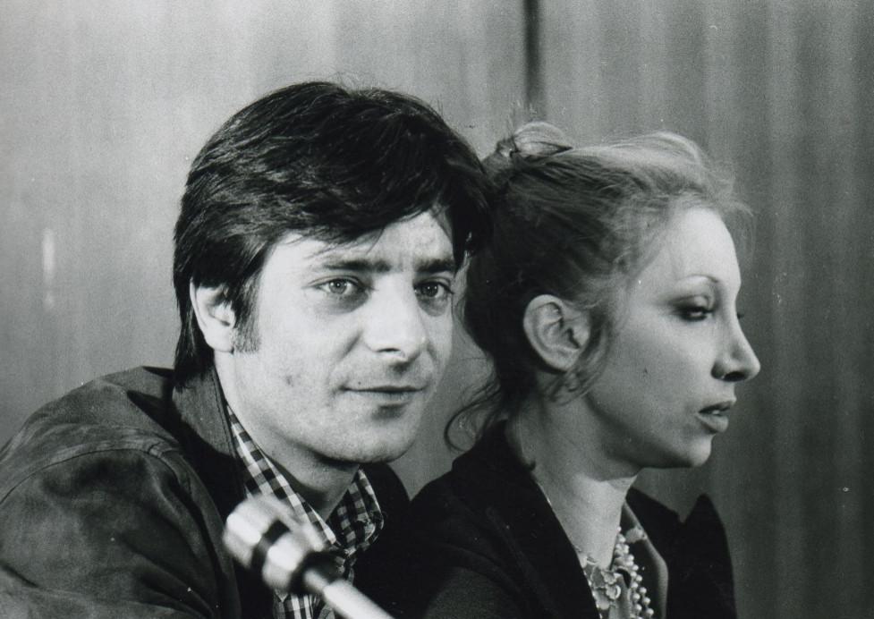 Maria Melato Et Carlo Giannini