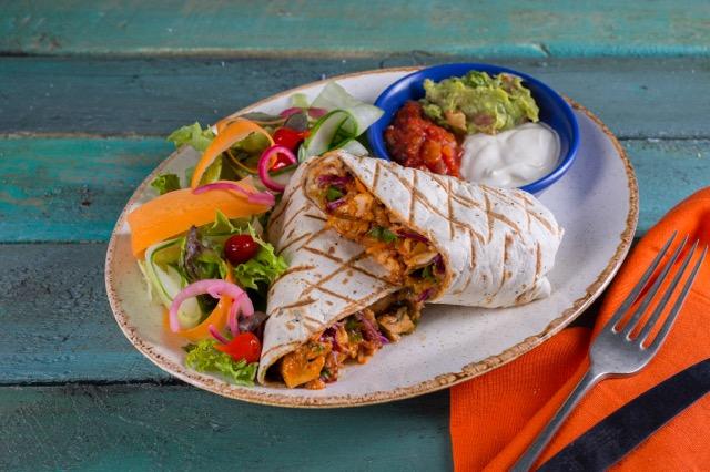 Chicken Burrito 2