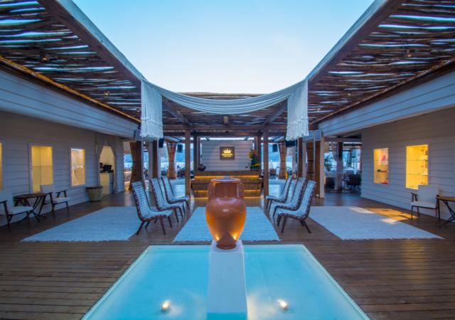 The Principote beach restaurant