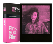 Pink Duochrome Film
