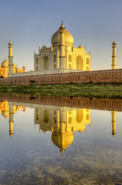 Singles Only Escorted Tours, Taj Mahal Courtesy Of Cox & Kings