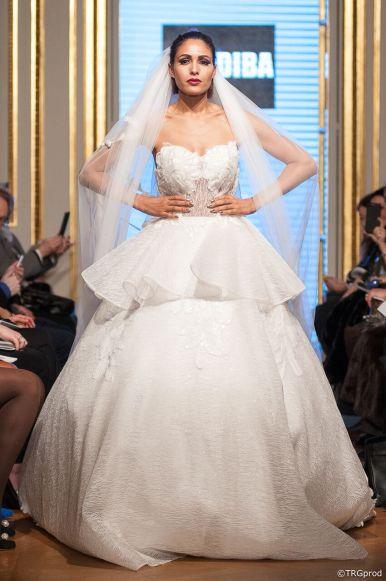 Adiba Al Mahboub at The Oriental Fashion Show