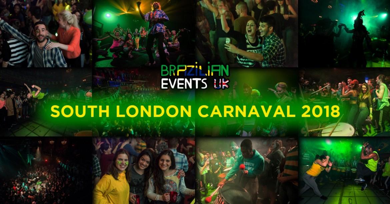 South London Carnaval 2018