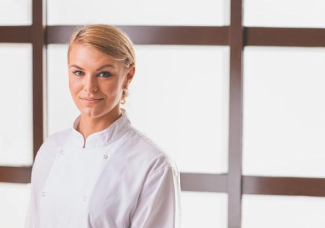 Chef Ellen De Jager