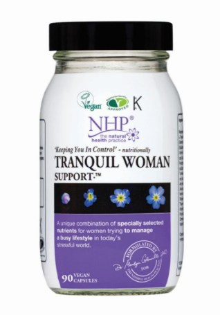 NHP Tranquil Woman Patched