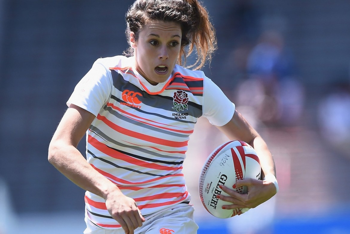 Team England Rugby Women's Squad