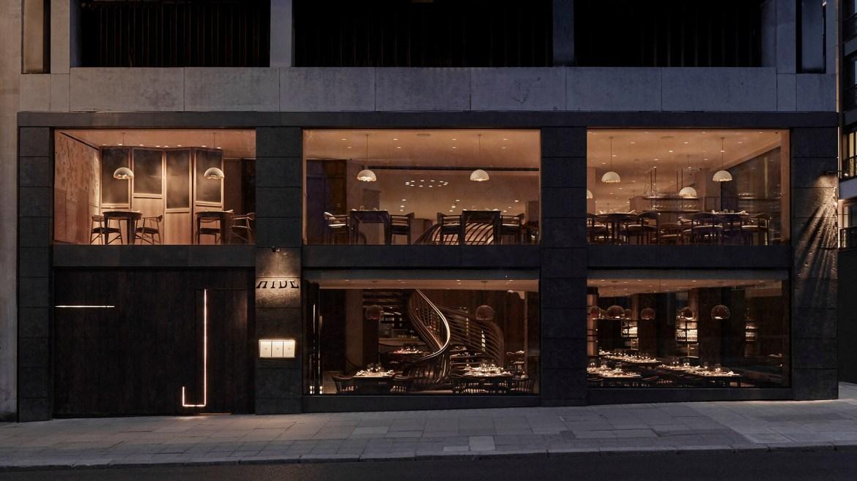 Hide restaurant london