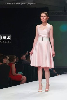 Louise Rose Vintage Top Model UK 2018