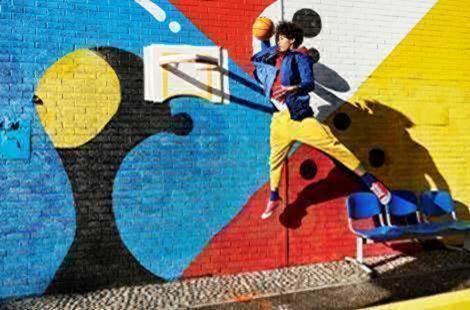 Mural by darren john