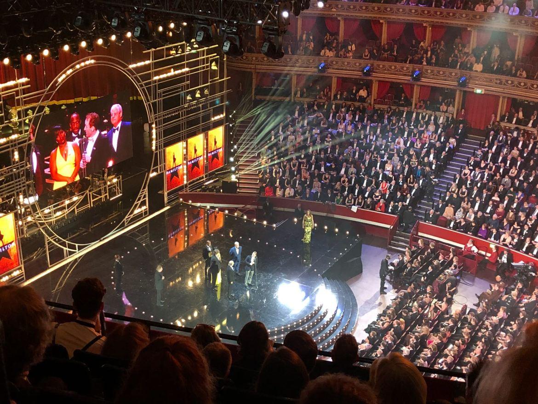 Olivier Award 2018