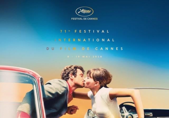 Official poster of 71st festival de cannes