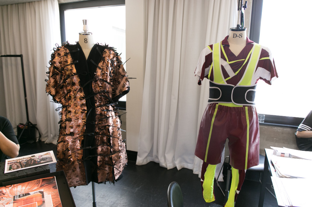 British fashion council arts education