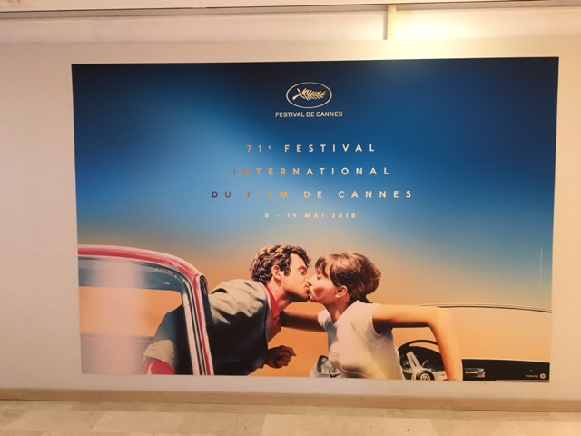 Cannes diary day 2