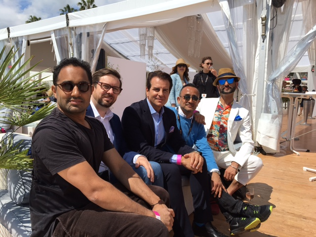 Cannes diary day 3
