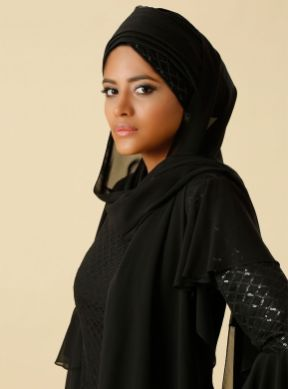 Modanisa ramadan trends 2018 rasit bagzibagli black shawl