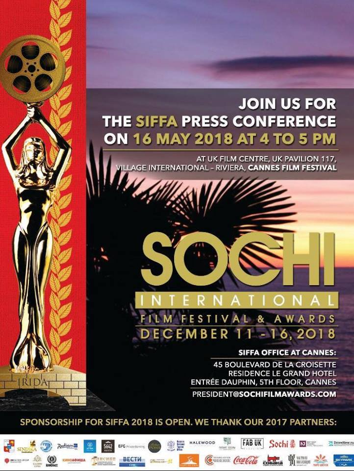 Sochi film festival and awards (siffa)