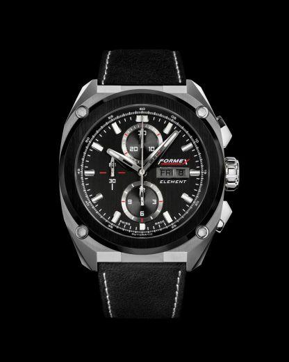 Formex element watch ceramic bezel black 071 preview