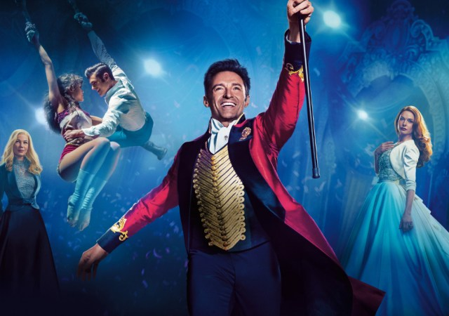 The greatest showman tj8wqk
