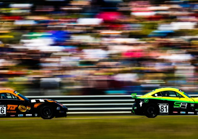 Ginetta unveil summer camp