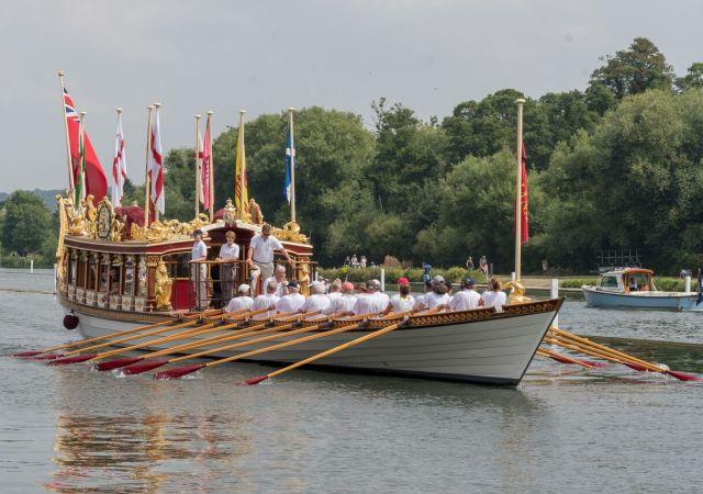 Ken law trad boat fest