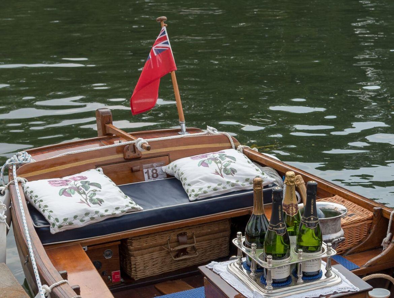 Ken law trad boat
