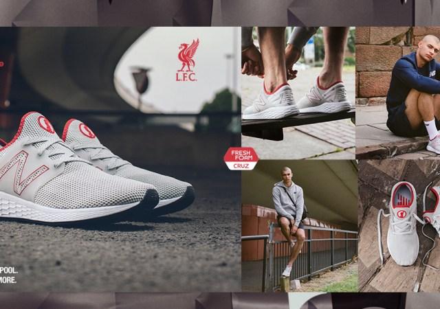 Liverpool fc 2018 19 footwear range