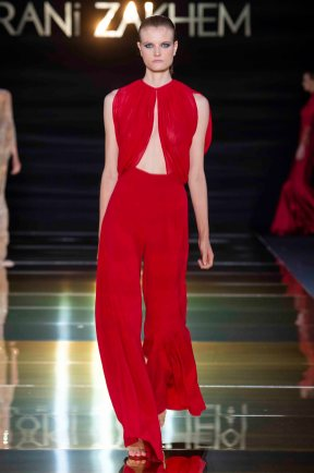 Rani zakhem couture collection automne hiver fall winter 2018 2019 pfw © imaxtree (8)