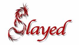 Slayed logo