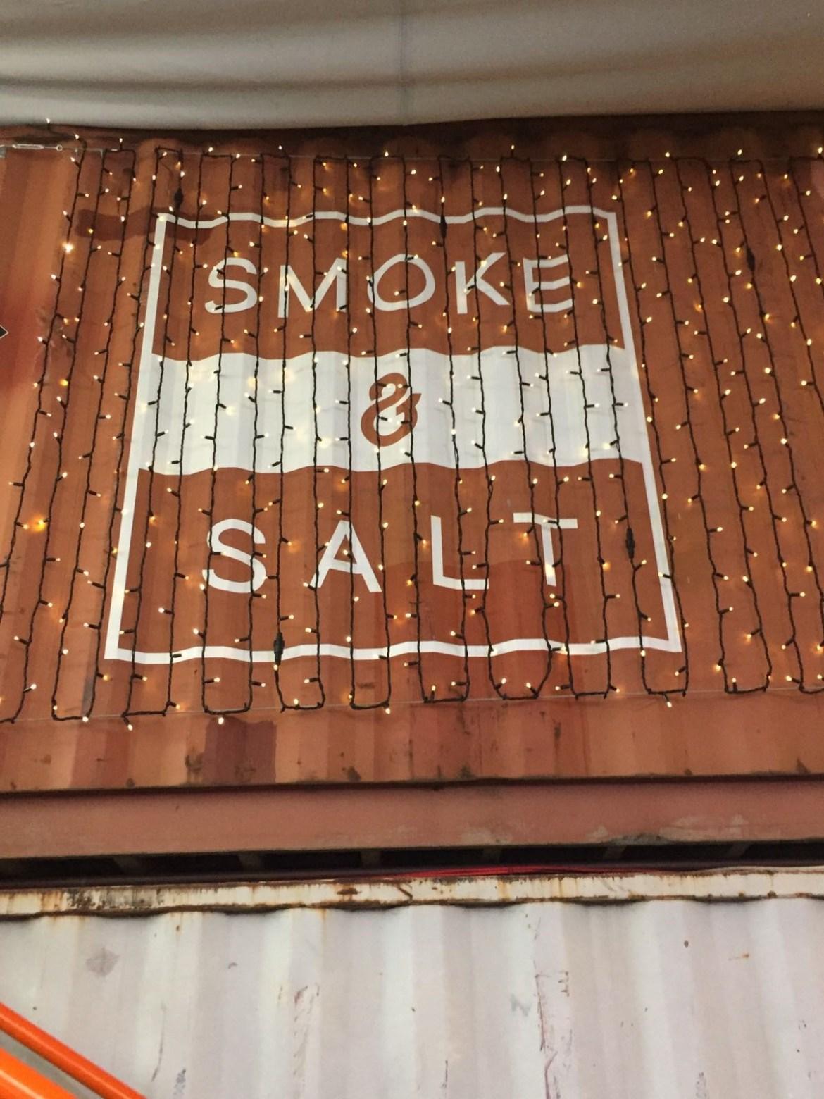 Smoke & salt