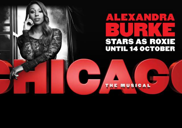 Alexandra burke london chicago