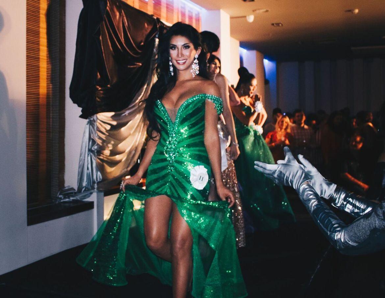 Ladyboy beauty pageant 2018
