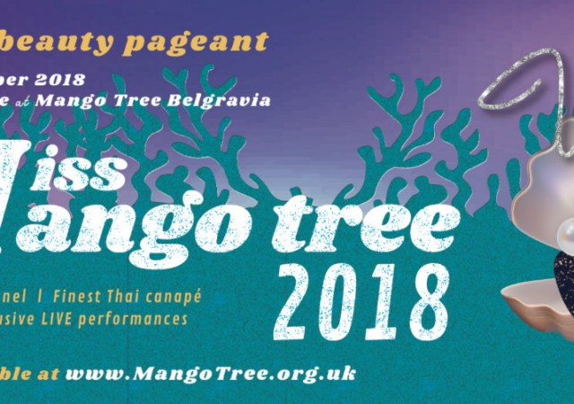 Miss mango tree ladyboy beauty pageant 2018