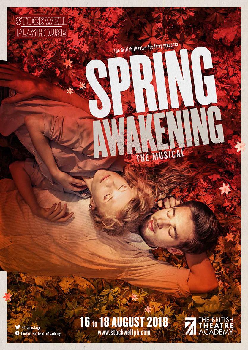 Spring awakening the musical