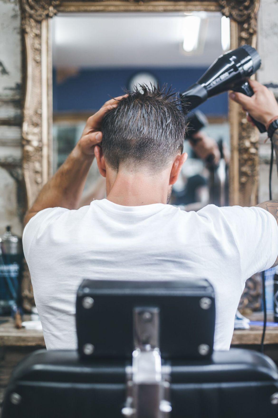 Men's hair at home (2)