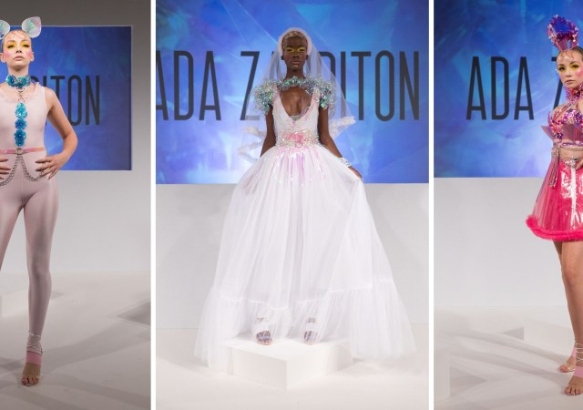 Ada zanditon ss19 london fashion week