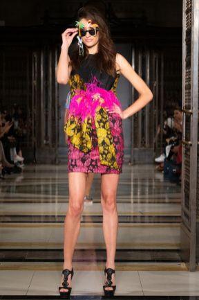 Ashley isham ss19 london fashion week (2)
