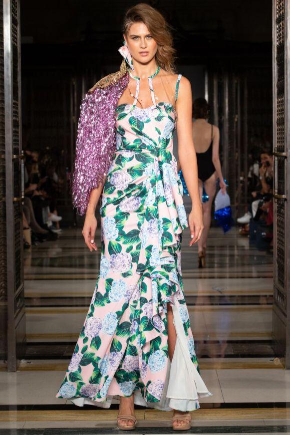 Ashley isham ss19 london fashion week (4)