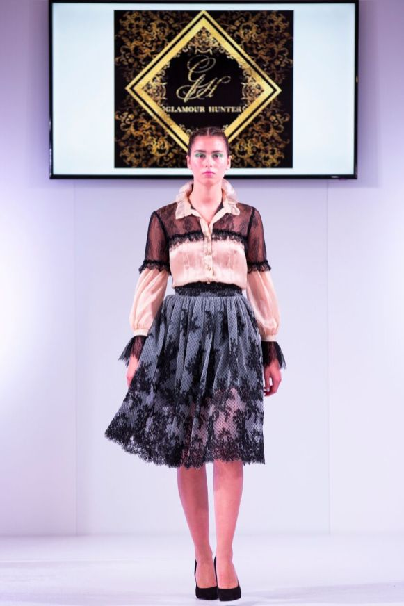 Glamour hunter fashions finest lfw (4)