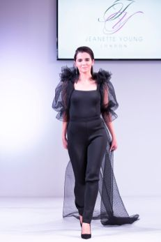 Jeanette young fashions finest lfw