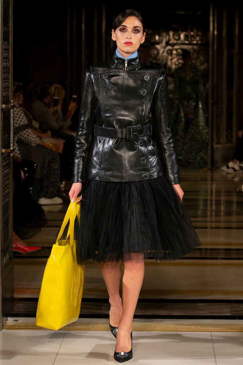 Malan breton pam hogg ss19 london fashion week (1)