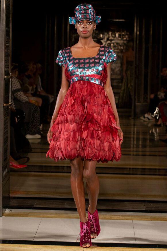 Malan breton pam hogg ss19 london fashion week (11)