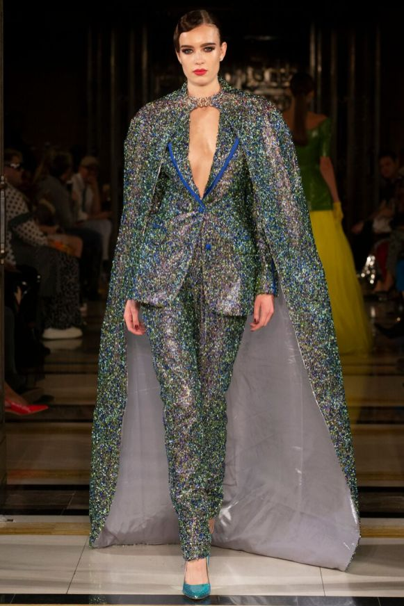 Malan breton pam hogg ss19 london fashion week (6)