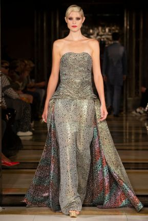 Malan breton pam hogg ss19 london fashion week