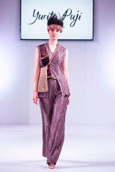 Yurita puji fashions finest lfw (2)
