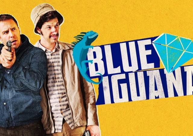 Blue iguana film