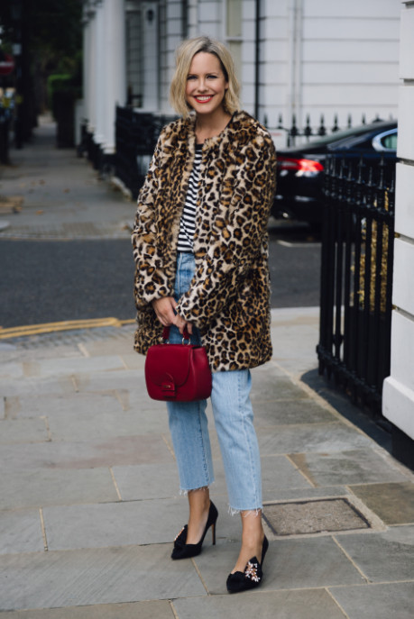 Leopard print McArthurGlen and The Frugality