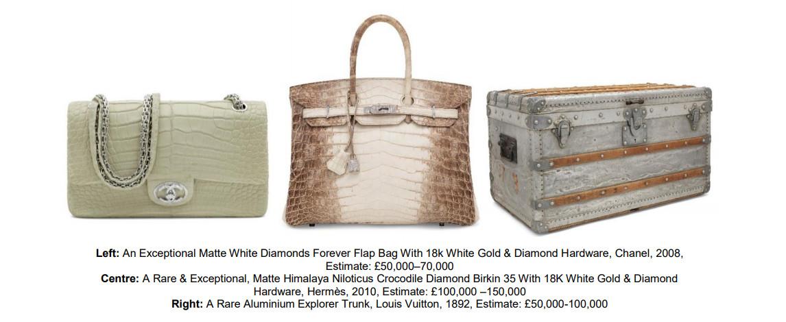 Christie's handbags & accessories auction